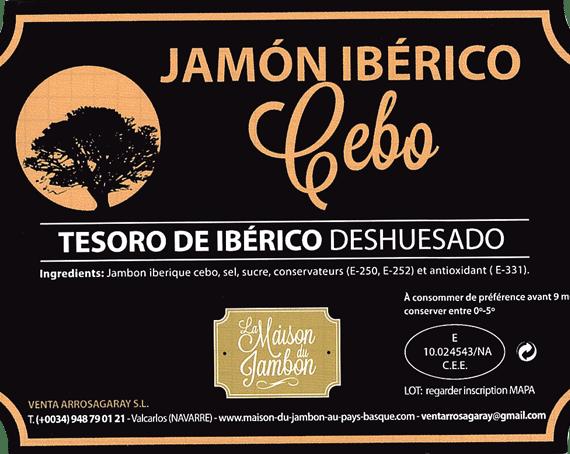 Jambon Cebo