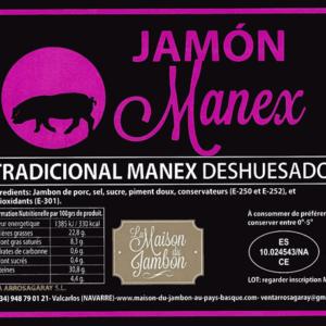 Jambon Manex