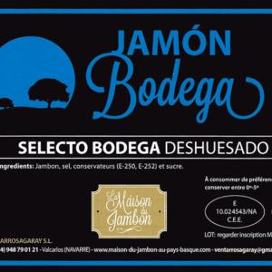 Jambon Bodega